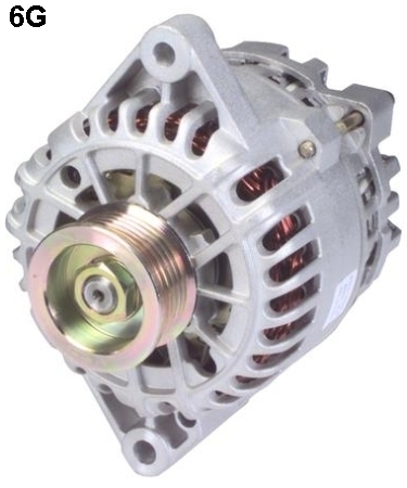 Fuel Injection Technical Library raquo Alternator Files