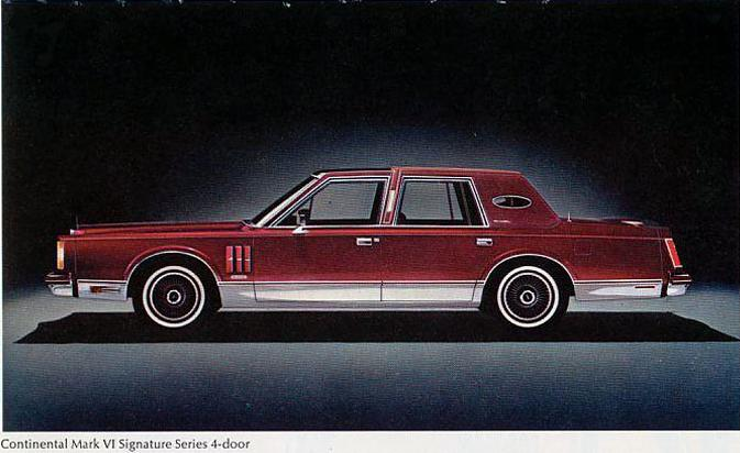 the official box panther history of gmn rh grandmarq net ford mercury grand marquis 1980 1981 Grand Marquis